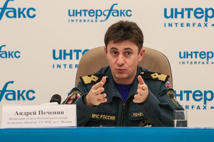 Ледомер Пикор-Лёд ГУ МЧС РОССИИ по г. Москве