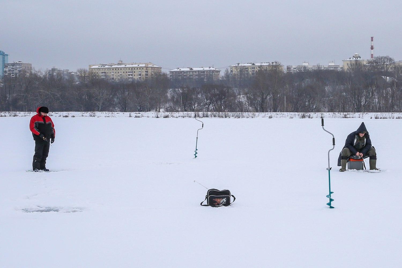 Измеритель толщины льда Пикор-Лёд в Москве